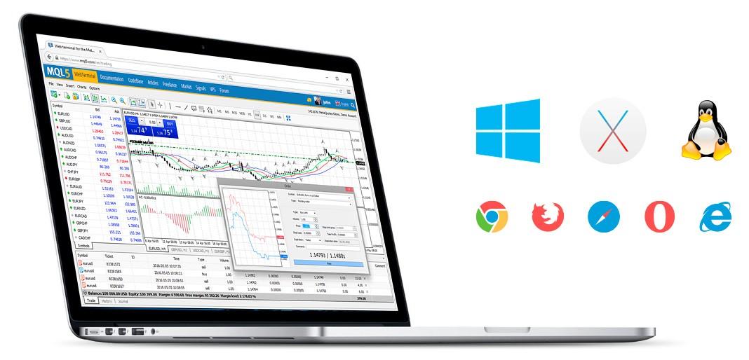 MT5 desktop - Blackwell Global - Forex Trader